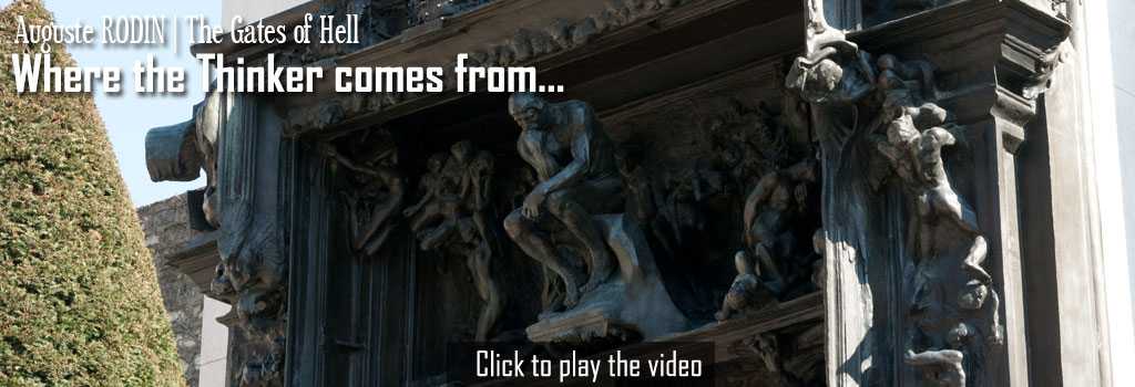 CED | Auguste Rodin: The Gates of Hell - The story of a damned artwork (26 min)